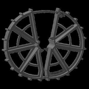 Locking Wheel