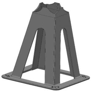 On Grade Square Chair